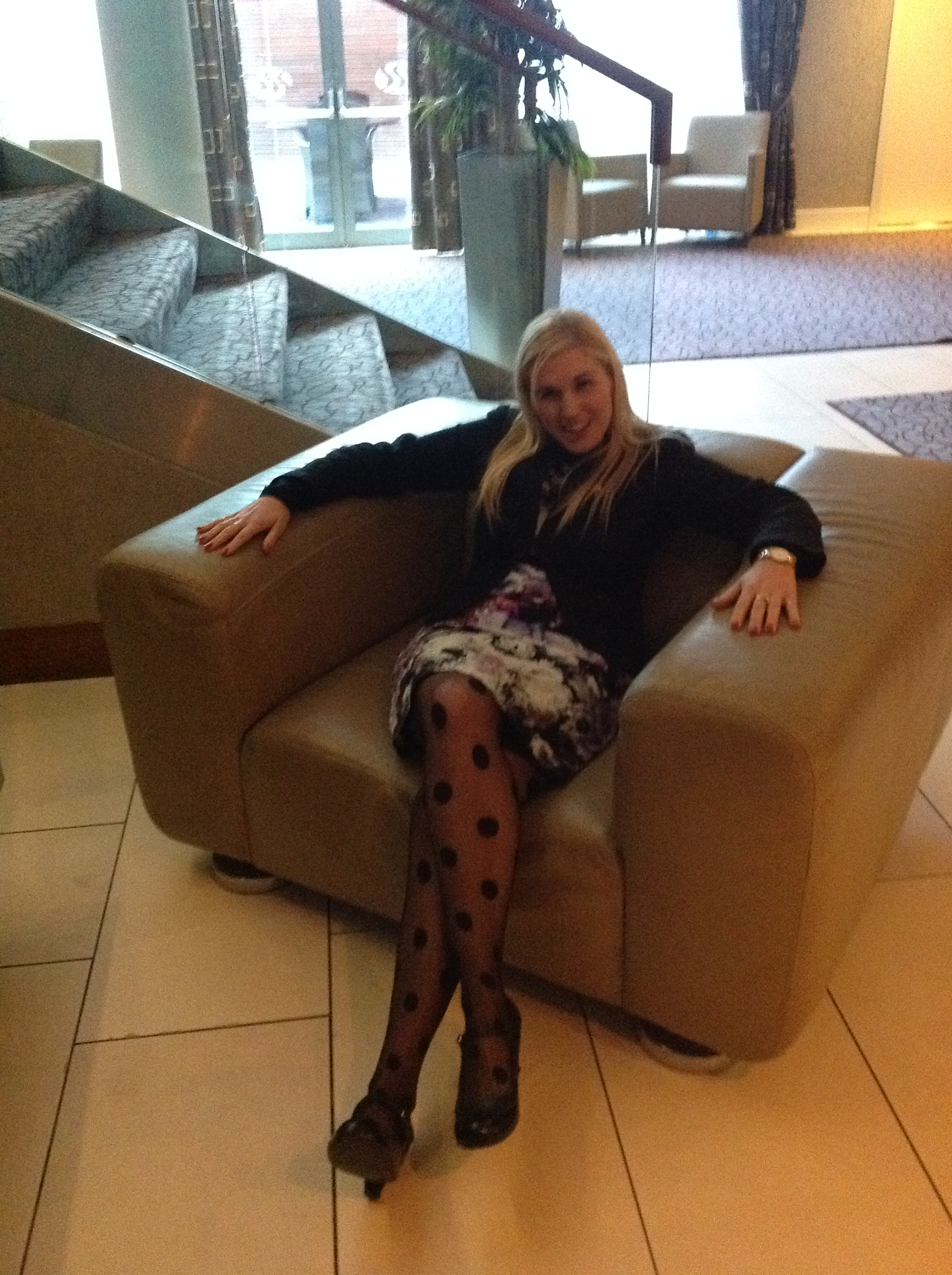 22.11.2012 Sinead, Strand Hotel Limerick