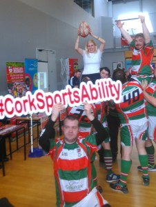 Cork Sports Ability Day Mardyke Arena 9th April 2016