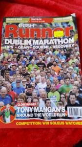 Dublin marathon article