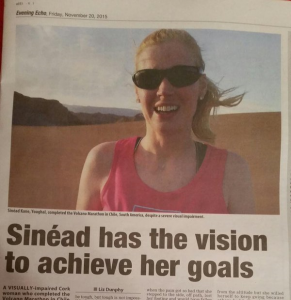 Sinead Evening Echo