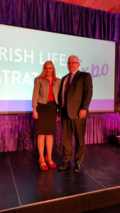 Sinead Irish Life Talk 15th January 2016