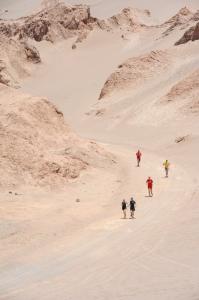 Sinead Volcano Marathon Chile