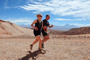 Sinead Volcano marathon