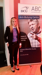 Sinead launch tackle bullying website