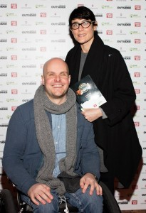Outsider Awards Mark Pollock