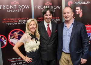 Frankie Norma and Dr. John Demartini 3rd May 2016