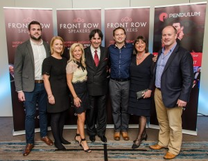 Frontrow Team and Dr. John Demartini 3rd May 2016