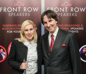Sined and Dr. John Demartini 3rd May 2016