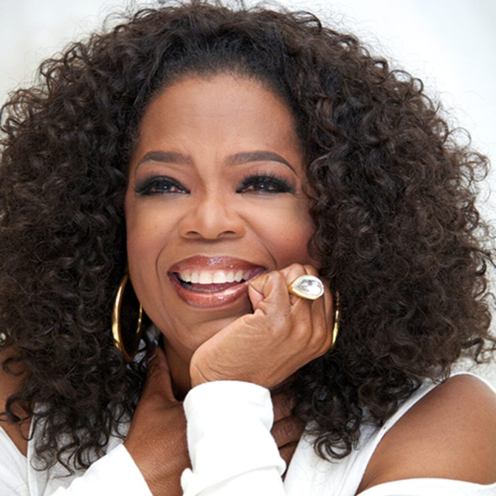 Oprah Winfrey-Black Women Motivational Speaker